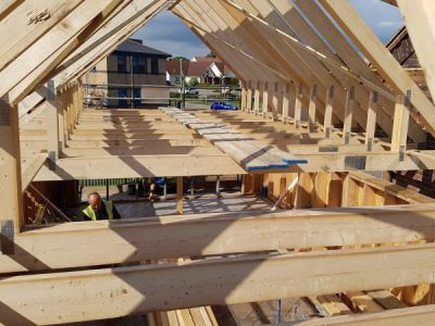 New Build Offices in Whitfield